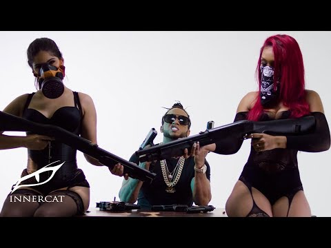 """El Alfa """"El Jefe"""" – UZI (Video Official)"""