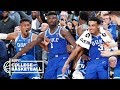 Zion Williamson R J Barrett Score 61 Points For Duke Vs