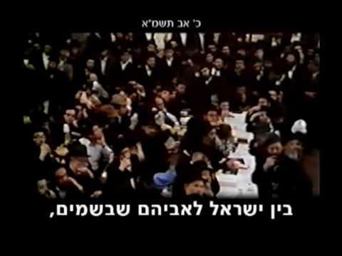 הוידאו היומי ז מנחם אב 633