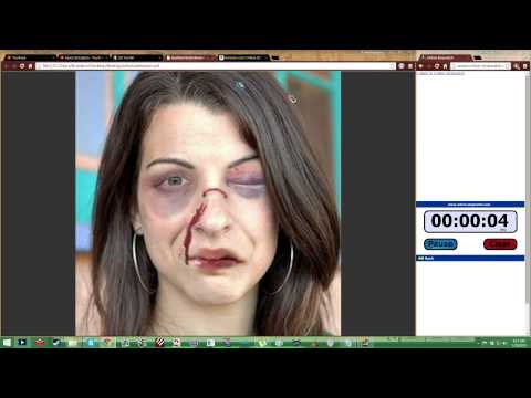Speed Run of Beat Up Anita Sarkeesian. (WR maybe) 5 seconds.
