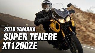 10. 2016 YAMAHA SUPER TENERE XT1200ZE SPEC
