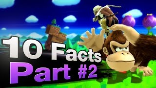 10 Fascinating Facts about Smash 4 [PART 2]