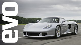 Porsche Carrera GT driven | evo ICONS by EVO Magazine