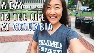 A Day in the Life of a Columbia Student