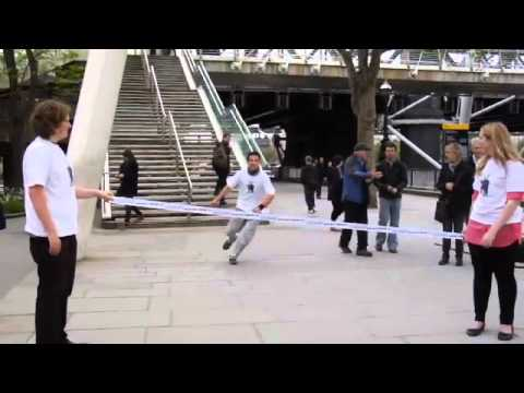 Freerunner - Man Vs Tube