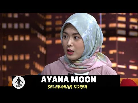 AYANA MOON, SELEBGRAM KOREA | HITAM PUTIH (15/01/18) 3-4