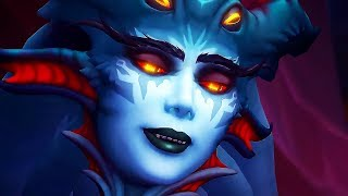 WORLD OF WARCRAFT Rise of Azshara Trailer (2019) by Game News