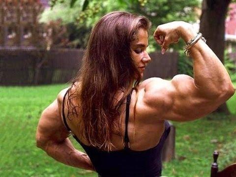 Biggest Female BODYBUILDERS SUPER PUMPED!