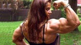 Biggest Female BODYBUILDERS