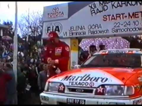 12 Rajd Karkonoski 1992 - relacja RS Film