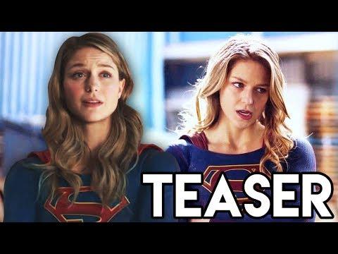 Supergirl vs Worldkiller Scenes - Supergirl 3x18 Teaser & 3x17 UPDATE