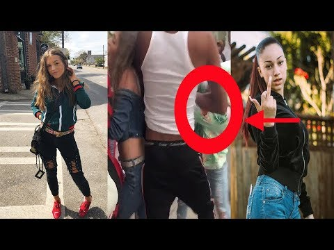 DANIELLE  BREGOLI  VS VICKY REAL FIGHT  FULL VIDEO HD !!!