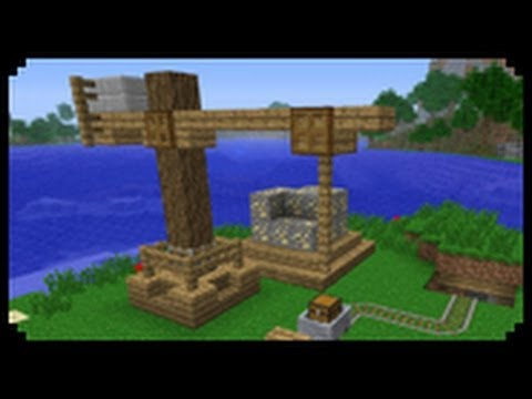 ✔ Minecraft: How to make a quarry