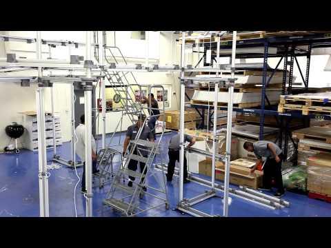 TRIGA - Valley Forge Booth Setup (видео)