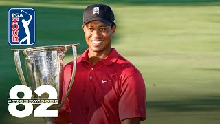 Tiger Woods wins 2007 BMW Championship | Chasing 82 by PGA TOUR