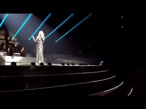 Celine Dion - Hello (Adele Cover) LIVE - New Year's Surprise- Dec 31st 2015