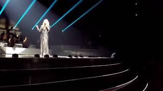 Video Celine Dion - Hello (Adele Cover) LIVE - New Year's Surprise (Front Row) - Dec 31st 2015 MP3, 3GP, MP4, WEBM, AVI, FLV Juli 2018