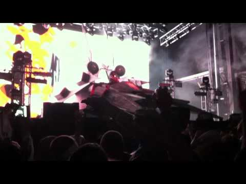 EarvinGotti - Skrillex Opens With