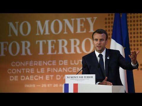 Διάσκεψη στο Παρίσι κατά της χρηματοδότησης της τρομοκρατίας