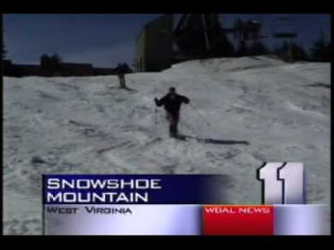 Justin Berk - In March of 1999, Baltimore temps hit the 80s, but ski season was not done. Tony Pann on the anchor desk with Donna Hamilton and Virg Jaques.