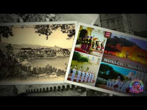 Anciennes cartes postales de Monaco