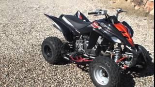 7. 2007 Yamaha Raptor 350 Special Edition