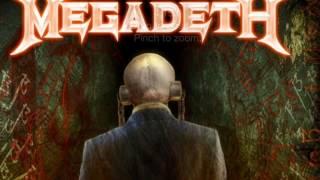 Megadeath Public Enemy No.1