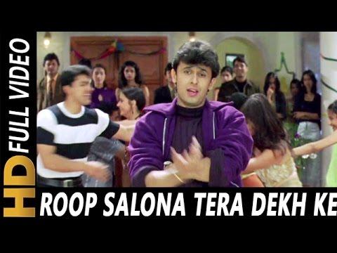 Roop Salona Tera Dekh Ke | Sonu Nigam, Poornima | Jaani Dushman 2000 Songs | Akshay Kumar, Rambha
