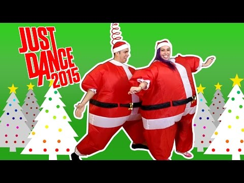 wife - A husband and wife challenge each other in different games! Today we play Just Dance 2015 with our Santa Chub Suits!! Who do you think will WIN?! What should we play next?! Thanks for watching!...