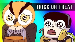 Vanoss Gaming Animated: Trick or Treat! (From WaW Zombies)
