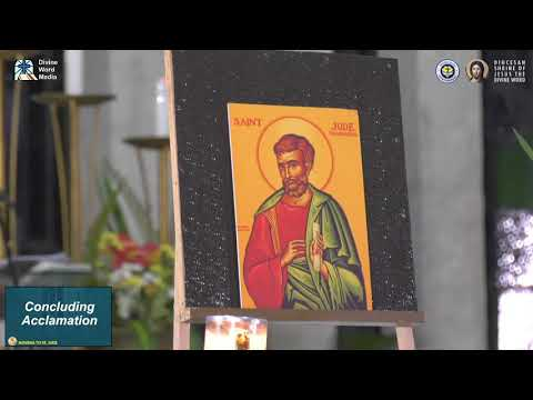 Live 6:00 PM Holy Mass - November 26, 2020, Thursday 34th Week in Ordinary Time