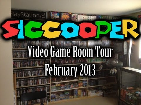 game tour - March 2012 Room Tour: http://www.youtube.com/watch?v=54O_02q3kHI My Ebay: http://www.ebay.com/sch/rarenintendo64/m.html?_ipg=50&_sop=12&_rdc=1 My Facebook: h...