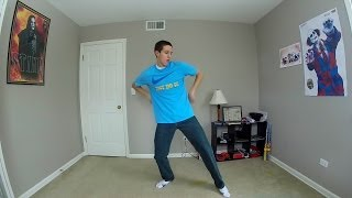 100 Days Dancing The Napoleon Dynamite Dance Time Lapse