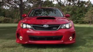 2011 Subaru Impreza WRX - Drive Time Review