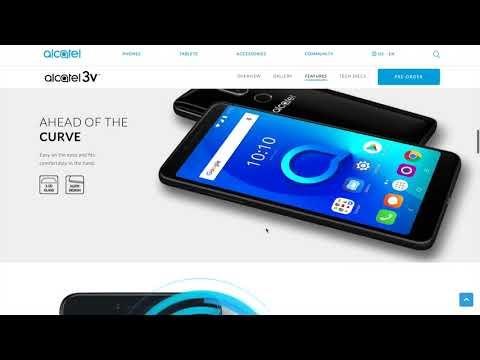 Alcatel 3v $149   2k display?