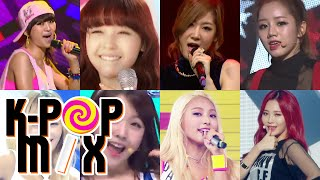 [K-pop Mix] Sistar & Girl's day - 씨스타 & 걸스데이, clip giai tri, giai tri tong hop