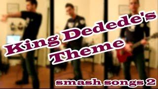 King Dedede theme! (guitar/bass/robodrum cover)