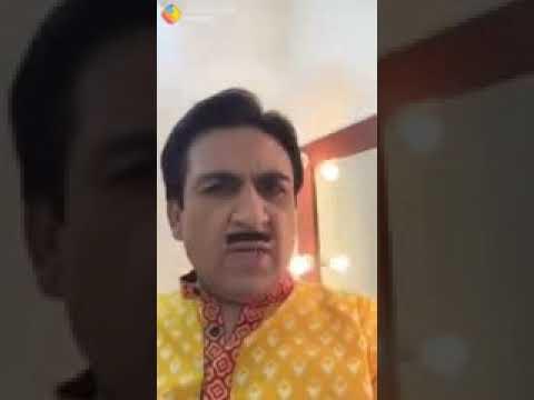 Funny birthday wishes - Happy Birthday Wishes From Jethalal Gada ( Dilip Joshi )