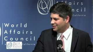 Ethan Chorin On Libya: Unraveling A Revolution In Brief