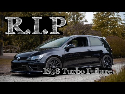 IS38 Upgrade Turbo Failure / Why im Never using a IS38 upgrade again / CarsWithSubscribers