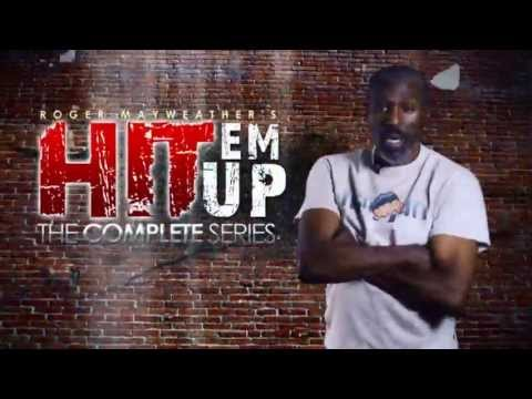 BOXING TRAINING BY ROGER MAYWEATHER'S HIT 'EM UP