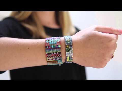 Favery Designer Jewelry: Julie Rofman Cuff Bracelets