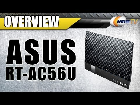 ASUS Dual-Band Wireless-AC1200 Gigabit Router Overview & Interview - Newegg TV