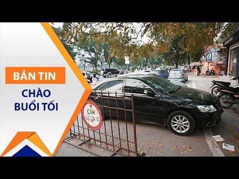 Đỗ xe trái phép, tiền phạt hơn tiền bán xe | VTC - Thời lượng: 111 giây.