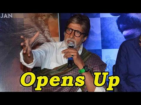 Amitabh Bachchan Opens Up On Working With Vidhu Vi