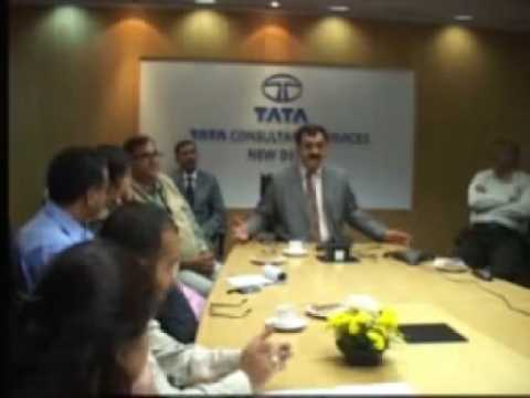 Mr Pavan Duggal at TCS part 7