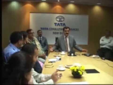 Mr Pavan Duggal at TCS part 7