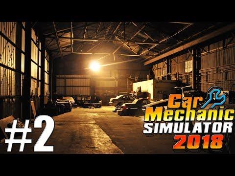 Car Mechanic Simulator 2018 | Rozšíření Dílny! | #2 | Lord Koblih | CZ/SK