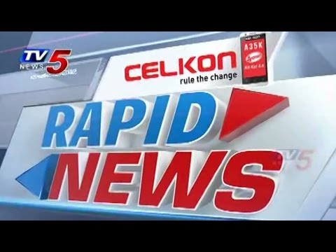 Rapid News | News from Both States 27.10.2014 : TV5 News