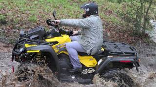 6. can am outlander 800 XMR